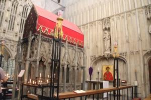 Shrine of St Alban