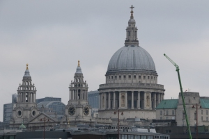 St Paul's Cathedral from South Bank
