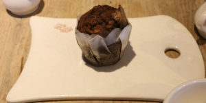 Chocolate Muffin at Le Pain Quotidien 13 January 2018