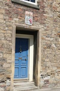 Episcopal Door in Durham Cathedral College