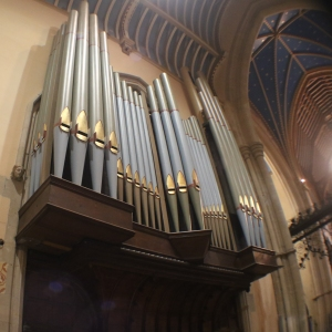Organ Casing in the Chancel