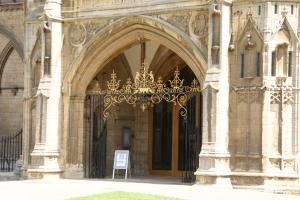 West End Entrance