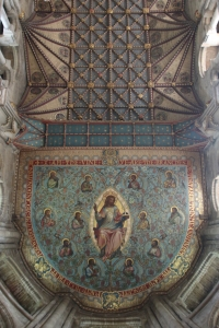 Ceiling above the High Altar
