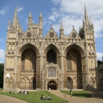 West End of Peterborough Cathedral