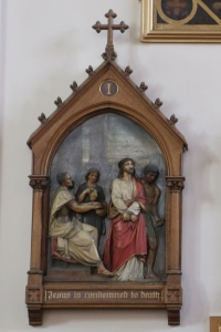 Station of the Cross I