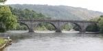 Dunkeld Bridge over the River Tay
