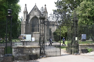 Dunkeld Cathedral Gateway