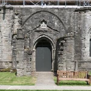 South West Entrance Porch