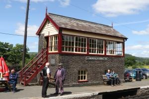 LLanuwchllyn Signal Box