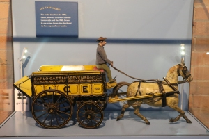 Model of an Ice Cart