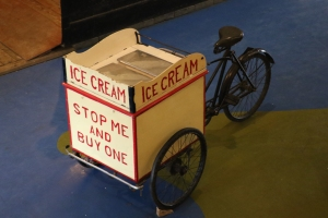 Ice Cream Bicycle
