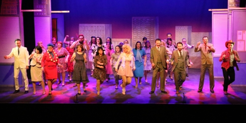 Finale of 9 to 5
