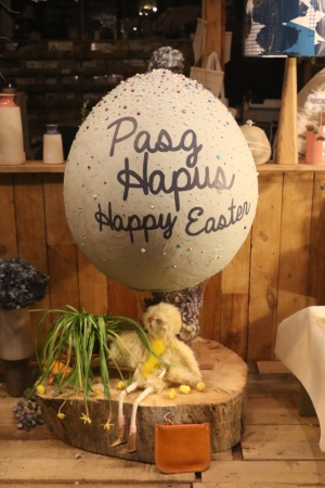 Pasg Hapus at Glosters