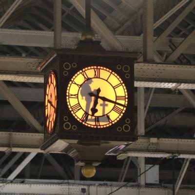 Glasgow Central Clock
