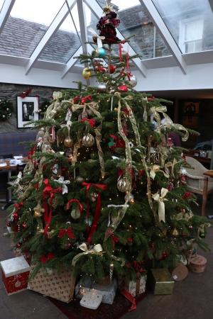 Post-na-Craig Christmas Tree