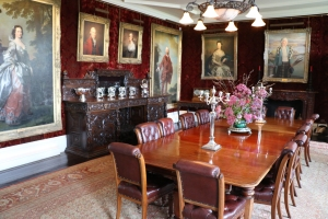 Dining Room at Dunvegan Castle