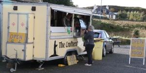 The Crofters' Bite at Struan