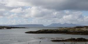 River Morar and Isle of Skye