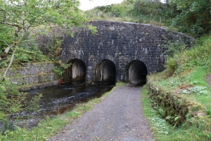 Tunnel under the Caledonian Canal