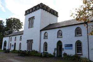 Lodge of Armadale Castle