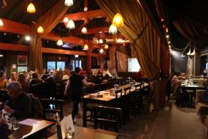 Inside Seamus' Bar
