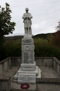Scourie War Memorial
