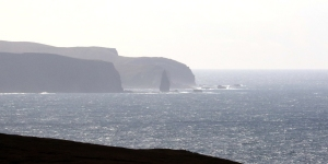 Looking out to The Minch