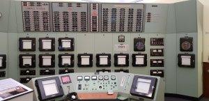 Dounreay Control Room as Caithness Horizons