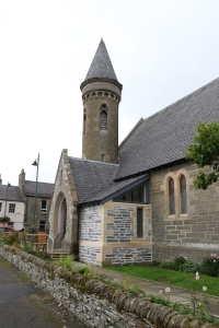 The Church of St Peter and The Holy Rood