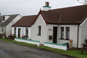 Windhaven Cafe, by Dunnet Head