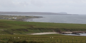 Dunnet Head and John O'Groats from Duncansby Head
