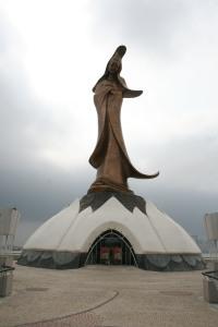 Statue of the Goddess Kum Iam