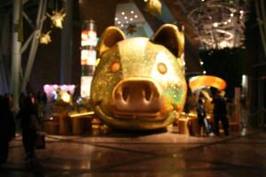 Year of the Golden Pig, Mong Kok