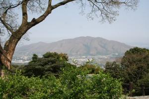 Looking North from Tai Mo Shan