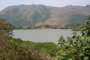 Looking across Starling Inlet from Luk Keng towards Sha Tau Kok
