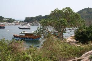 Sam Mun Tsai Fishing Village