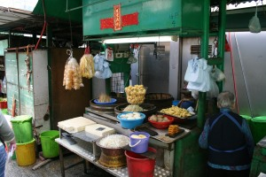 Fast Food Hong Kong Style