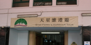 Star Ferry Harbour Tour from Wan Chai
