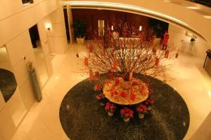 5th Floor Reception Area
