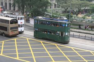 Hong Kong Tram 32 [Plain Livery]