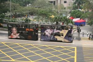 Hong Trams 109 [Folli Follie] and 143 [NARS]