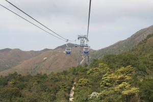 Ngong Ping Cable Car