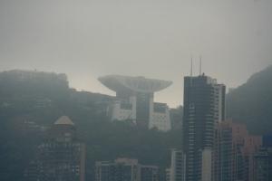 Victoria Peak from Kowloon