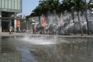 Tung Chung Plaza Fountain