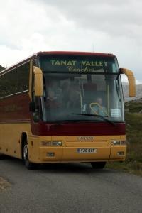 Tanat Valley Coach on Harris