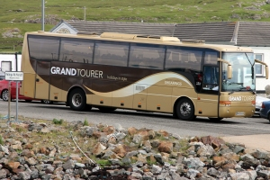 Shearings Coach at Leverbourgh