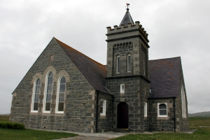 Kilmuir and Paible Church, North Uist