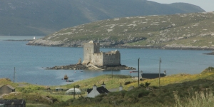 Kisimul Castle from the east
