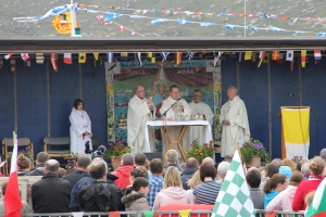 Annual Fisherman's Mass at Castlebay