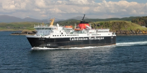MV Isle of Mull heading to Craignure